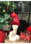 Yeni Yıl Şapkası-Kırmızı